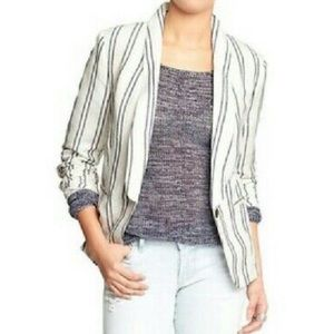 Old Navy Double Stripe Blazer
